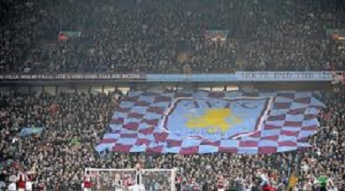Holte End - the 12th man