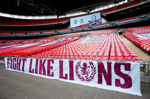 fight like lions wembley